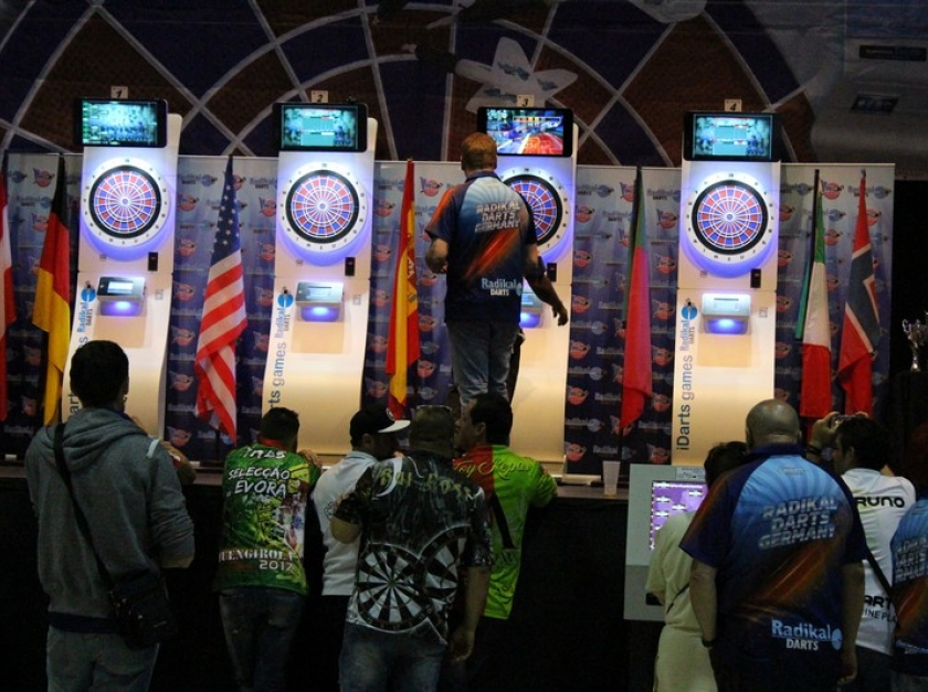 Gambar Radikal Darts International Championship Fuengirola 2017